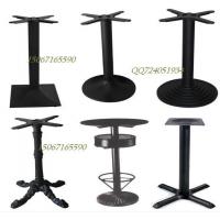 杭州萧山桌子铁脚 餐台脚 铸铁台脚 铸铁桌脚 桌脚