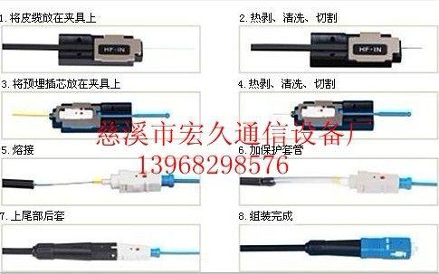 光纤冷接头-sc光纤冷接头(光缆冷接头