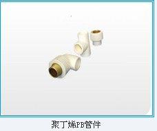 聚丁烯pb管件-- 齊康管業