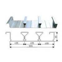 供应湖北YX65-185-555开口楼承板压型钢板镀锌板