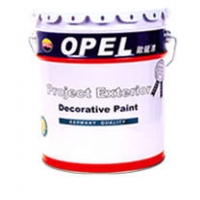 陕西西安欧龙涂料 弹性厚质立纹墙面漆