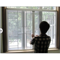 南京纱窗夏季全新新款上市、带给您默默无蚊的清凉享受
