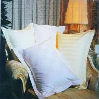 酒店缎条枕套