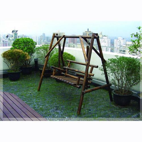 碳化木架子-陕西西安顺达防腐木