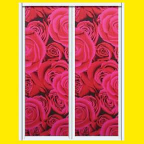 大红花剪纸剪纸步骤图解