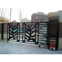 仿铜大门,铁艺门铁艺大门,铁艺大门围栏
