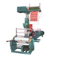 东风塑料机械-升降式高低压吹膜机组
