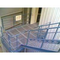 格子板楼梯,钢格栅板,钢梯,钢格板楼梯,钢梯踏步板