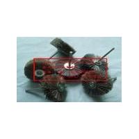 尼龙磨料刷|毛刷辊|尼龙刷|磨料刷