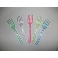 生产、销售塑料制品、塑料刀叉、注塑刀叉、一次性刀叉