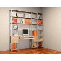 家盛宅配--定制整体书柜