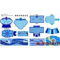 陶瓷泳池马赛克--48陶瓷马赛克拼图系列