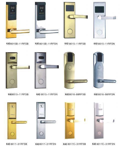 3,一卡通功能:一张钥匙卡可开启多个门锁,多区域控制可实现酒店区域