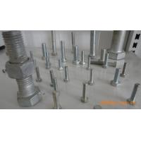 供应优质镀锌国标21螺栓,找国标21螺栓厂家来正力公司