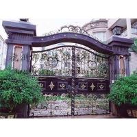 铁艺大门、铁艺扶手、护栏、围栏、大门、床、窗、桌椅