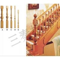小立柱001|陕西三秦木门楼梯