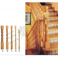 小立柱003|陕西三秦木门楼梯