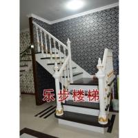 南京楼梯-乐步实木楼梯