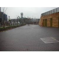 陶质广场砖
