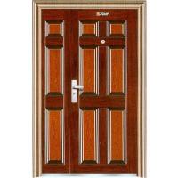 天宇门业-钢质门系列-六方块子母门