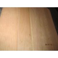 供应美国樱桃木地板坯料樱桃木木皮樱桃木单板樱桃木表板
