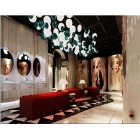 溢出的魅惑——BLOCK60主题酒吧设计
