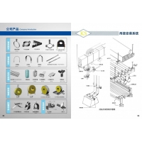昆山成品支架C型钢/板金加工0512-57016896