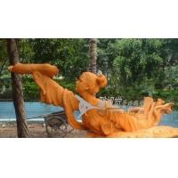 度假村雕塑/温泉山庄雕塑/主题乐园外包装与雕塑