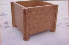 成都GRC仿木-仿木花箱