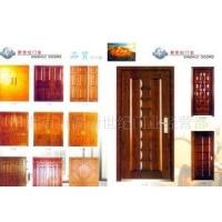 平湖木雕防盗门