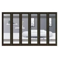 聖帝雅门窗-折叠门