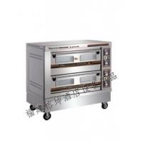 电热燃气双层四盘烤箱