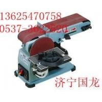 150mm砂盘砂带机 砂盘砂带机 电动砂带机 砂带打磨机