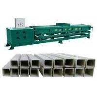 浙江轻质厨房排烟道、GRC通风管道设备会欧通风烟道生产设备