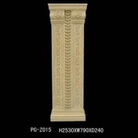 柱子-Z015|陕西西安自然の陶砂岩艺术石