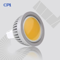 LED灯杯第一品牌 MR16 COB 压铸铝散热 【CPL灯