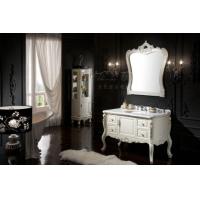 新古典仿古浴室柜