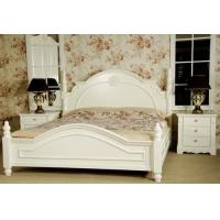 巨丰贝拉斯定制实木家具--实木定制家具床