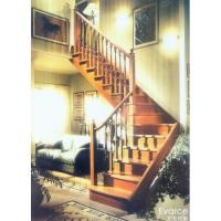 南京楼梯-南京实木楼梯-南京欧步楼梯-实木楼梯-1