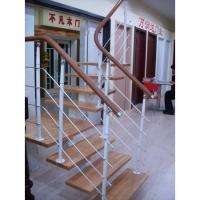 南京楼梯-南京钢木楼梯-南京欧步楼梯-钢木楼梯-1