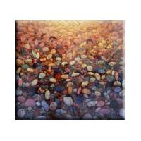 丽晶石、雨花石、玛瑙石厨房台面