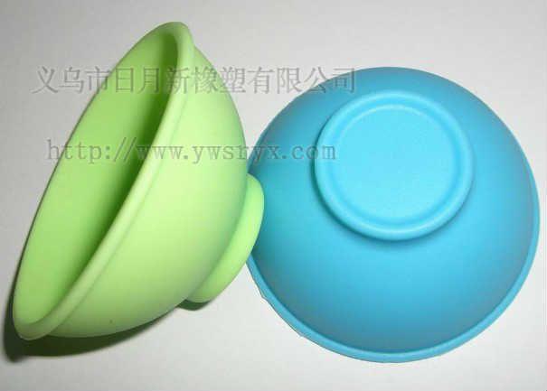 硅胶碗|婴儿饭碗|学食碗|练习碗|硅胶拉伸碗