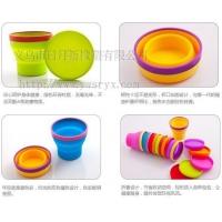 硅胶伸缩杯|硅胶折叠杯|硅胶杯|硅胶拉伸杯