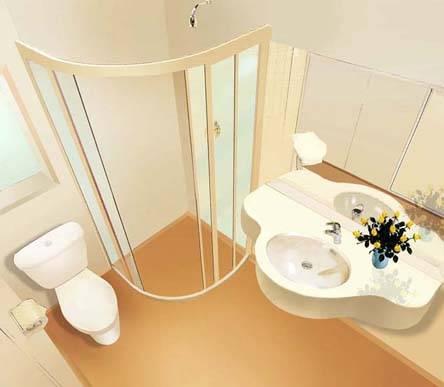 创汇整体浴室的十大特点
