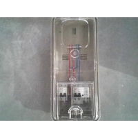 透明1表位电表箱
