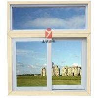 节能环保型玻璃钢白木纹窗