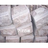 万正石材-花岗岩蘑菇石