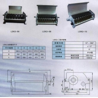 锻压机床可调式凸轮控制器、压力机可调式凸轮控制器