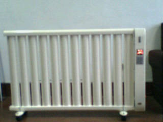 真空超導電暖氣-- 東方龍