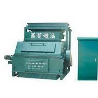 砂矿选铁磁选机砂铁矿磁选设备贫矿干式磁选机